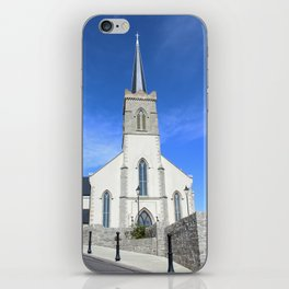 St. Mary's Church Killybegs Donegal iPhone Skin