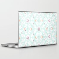 doodle Laptop & iPad Skins featuring Doodle by Truly Juel