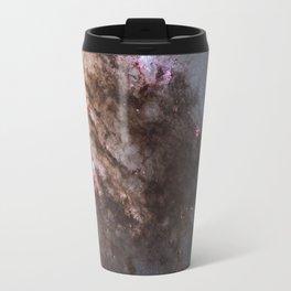 Firestorm of Star Birth in Galaxy Centaurus Travel Mug