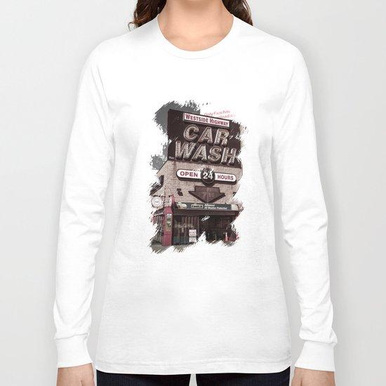 Intrepid Car Wash Long Sleeve T-shirt