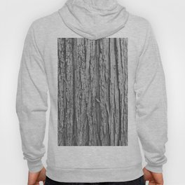 Grey Wood Hoody