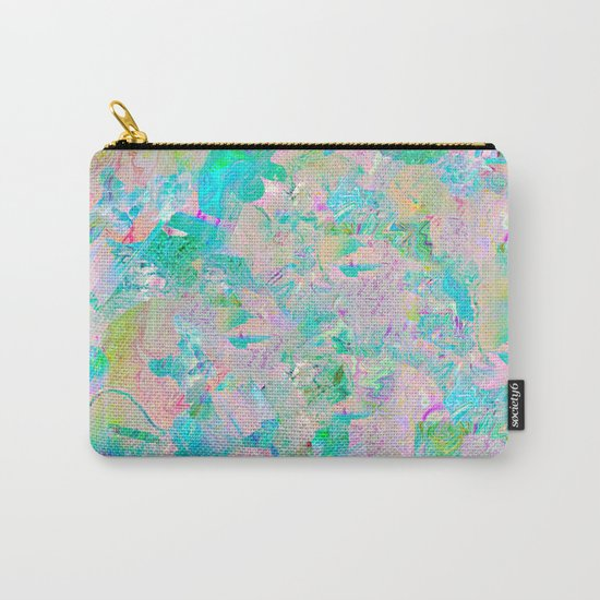 Candied Marble Carry-All Pouch