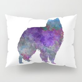 Belgian Shepherd Dog in watercolor Pillow Sham