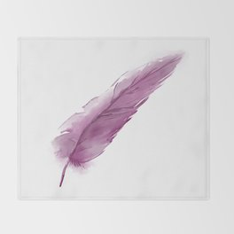 Feather \ Pluma Throw Blanket