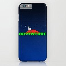 8-Bit Adventure On Mars iPhone 6s Slim Case