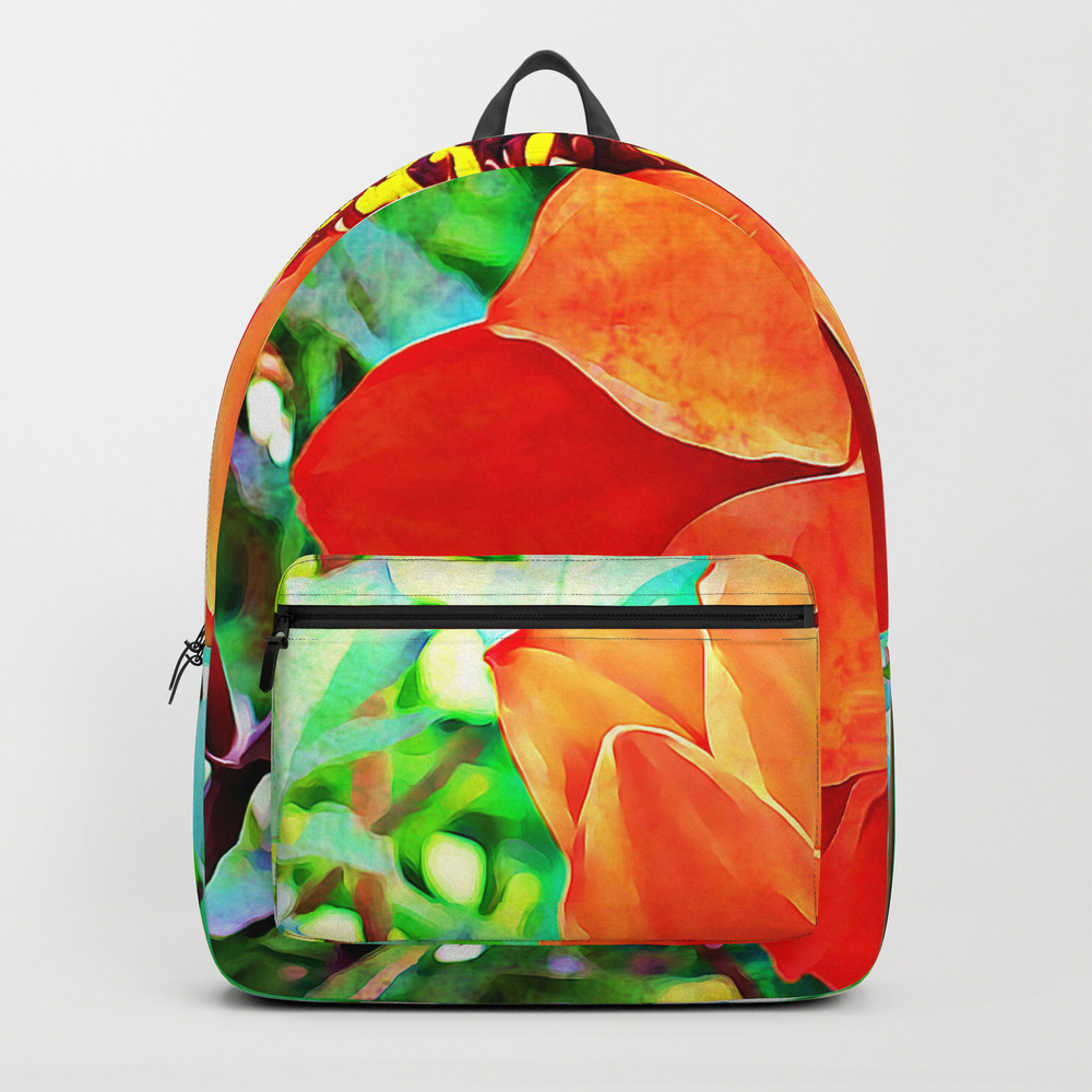 It's A Buzz Backpack by Lindamillar