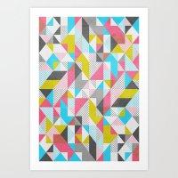 Apartment 02. Art Print