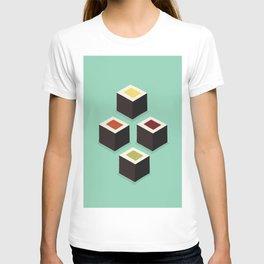 Cubic Sushi T-shirt
