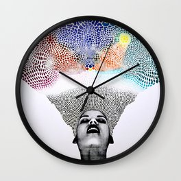 Infinite Potential Wall Clock