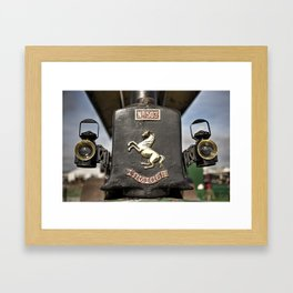 Invicta  Framed Art Print