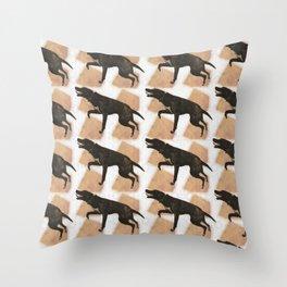 [hunt] Throw Pillow