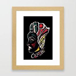 Caribe  Framed Art Print
