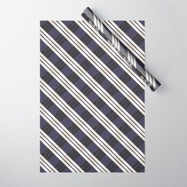 Static Movement (Patterns Please) Wrapping Paper