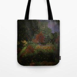 The Mystical Garden Tote Bag