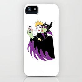 Wicked Selfie iPhone Case
