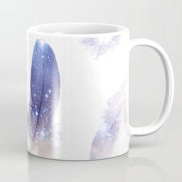 cosmic feathers Coffee Mug