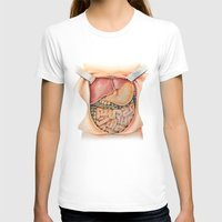 anatomy T-shirts featuring ANATOMY by Andreas Derebucha
