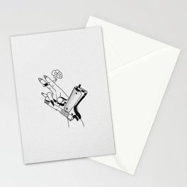Kill 'em Stationery Cards