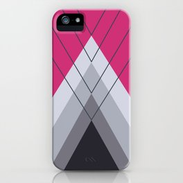 Iglu Pink Yarrow iPhone Case