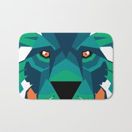 Aurora Lion Bath Mat