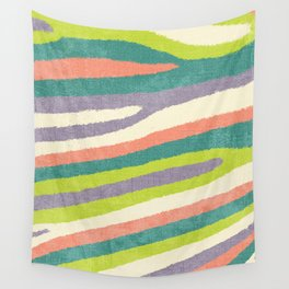 Fruit Stripes. Wall Tapestry