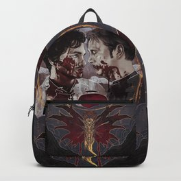 Killing of the Dragon Backpack