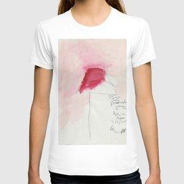 red lamp (for kari) T-shirt