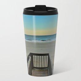 Oceanfront Travel Mug