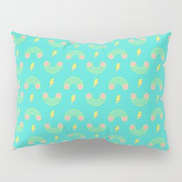 Memphis Style N°9 Pillow Sham