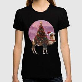 Santa Camel T-shirt