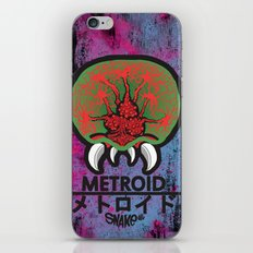 M E T R O I D iPhone & iPod Skin