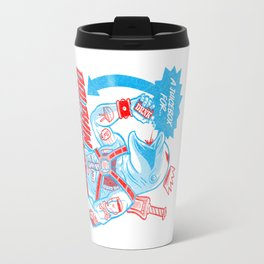A Juicebox for Dolphin Lundgren Travel Mug