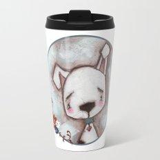 Dog  - by Diane Duda Travel Mug