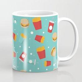 Burgers pattern Coffee Mug