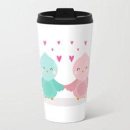 BIRDIE LOVE - VALENTINE'S DAY Travel Mug