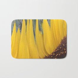359 - Abstract Flower Landscape Bath Mat