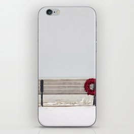 Benched iPhone Skin