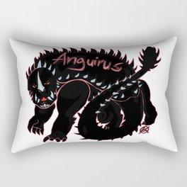 Anguirus Kaiju Print FC Rectangular Pillow