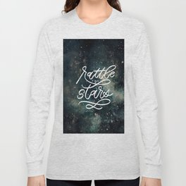 Rattle The Stars Long Sleeve T-shirt
