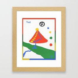 P. 008 Framed Art Print