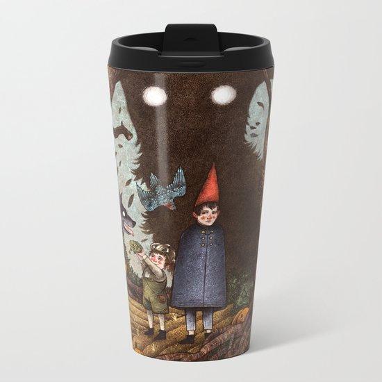 Near Death Metal Travel Mug