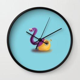 Tuiny Monsta Wall Clock