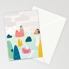 Rocky Road Stationery Cards
