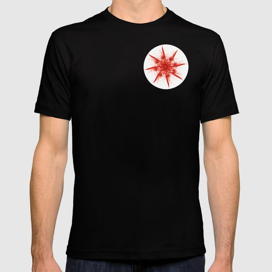 Smoke Flower 1 T-shirt