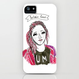 Marina- SuperFriends Collection iPhone Case