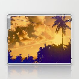 Sunset in the West Indies Laptop & iPad Skin