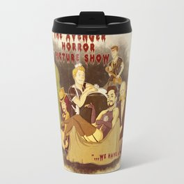 The Avenger Horror Picture Show Travel Mug