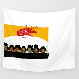 UNUSUAL SUSPECTS : Inglourious Wall Tapestry