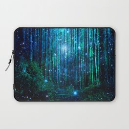 magical path Laptop Sleeve