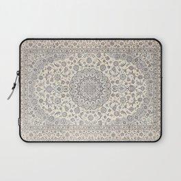 Bohemian Farmhouse Traditional Moroccan Art Style Texture Laptop Sleeve